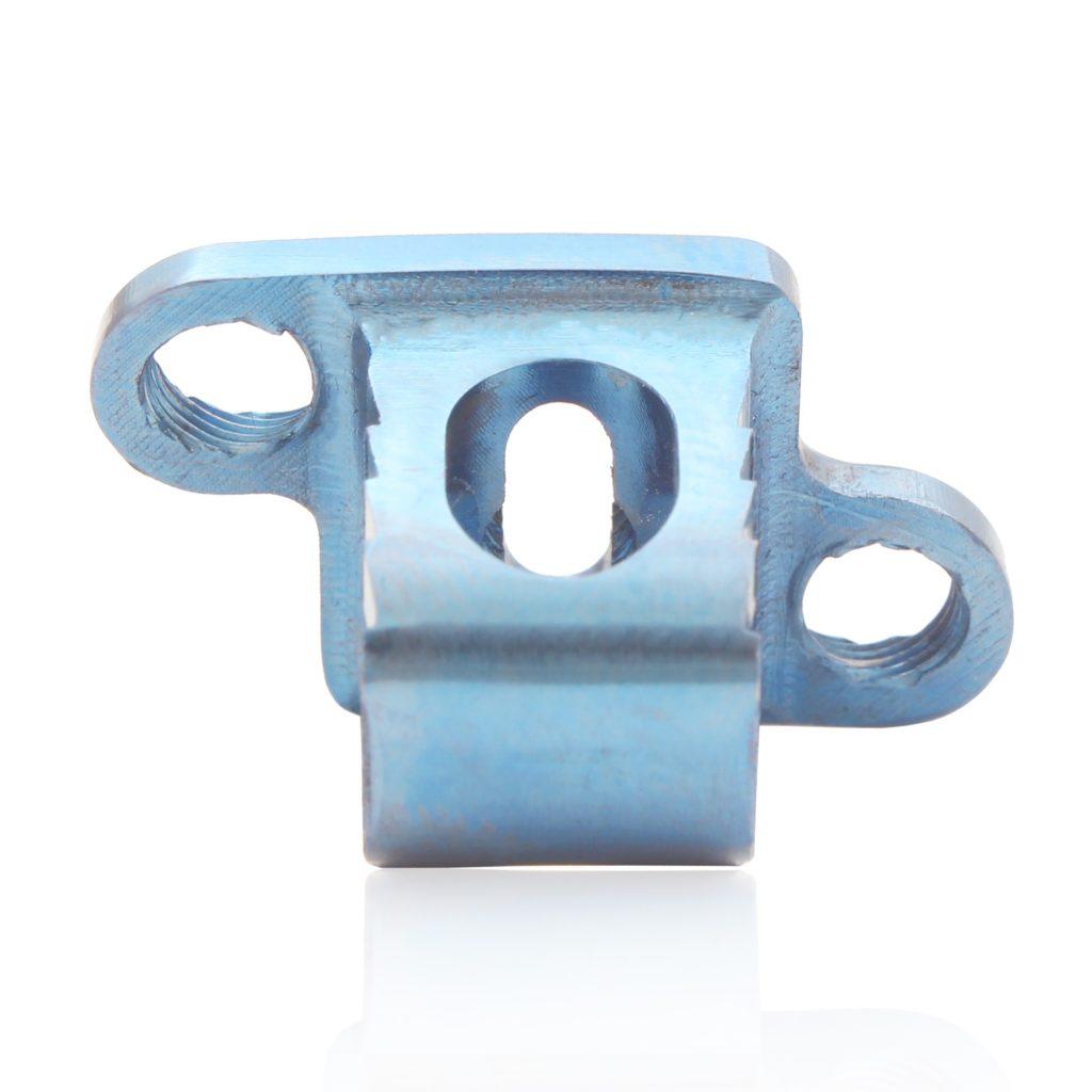 Cervical Cage with Lock Screw Titanium