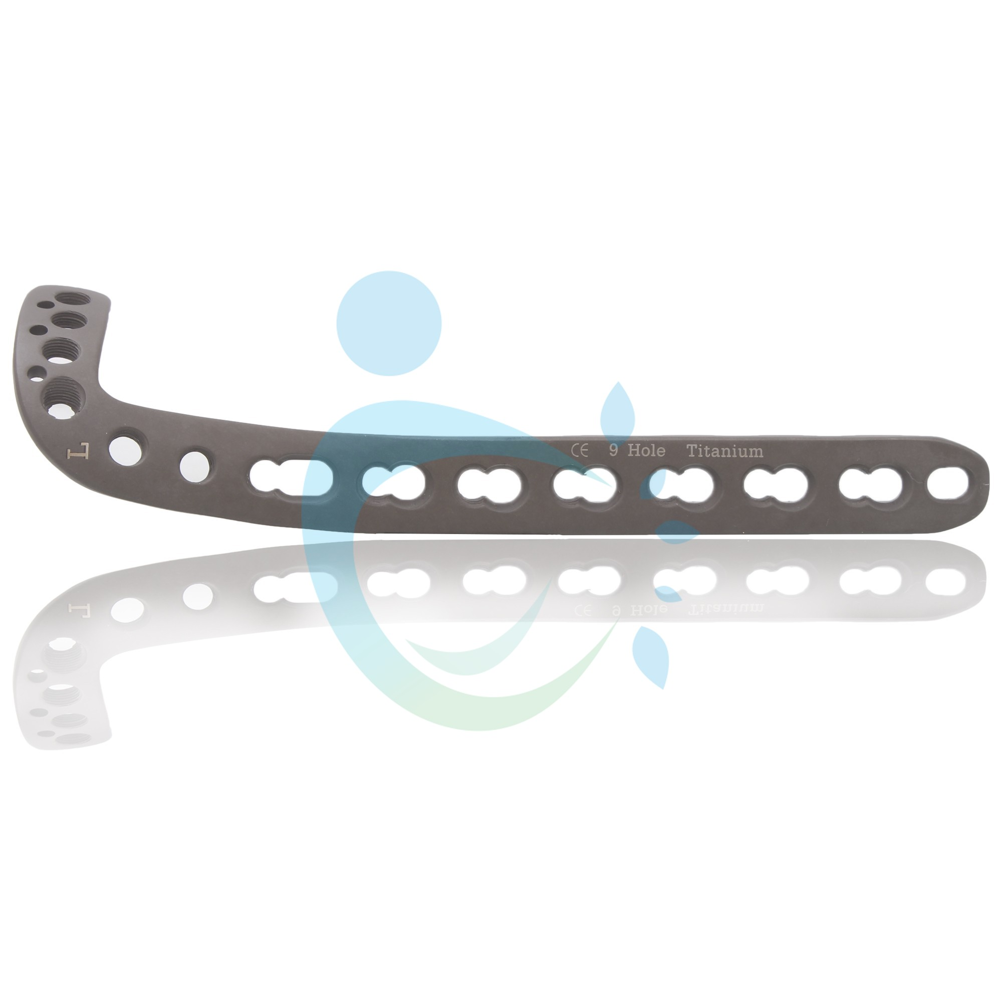 Anterolateral Locking Plate, Titanium