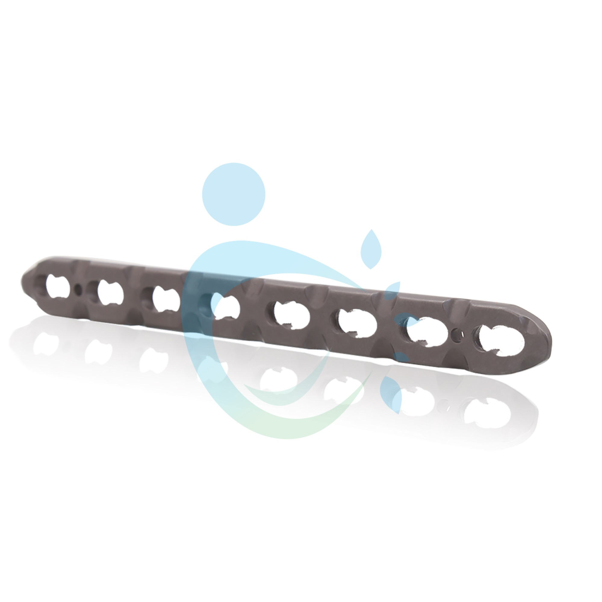 4.5mm Narrow Locking Plate, Tiatnium