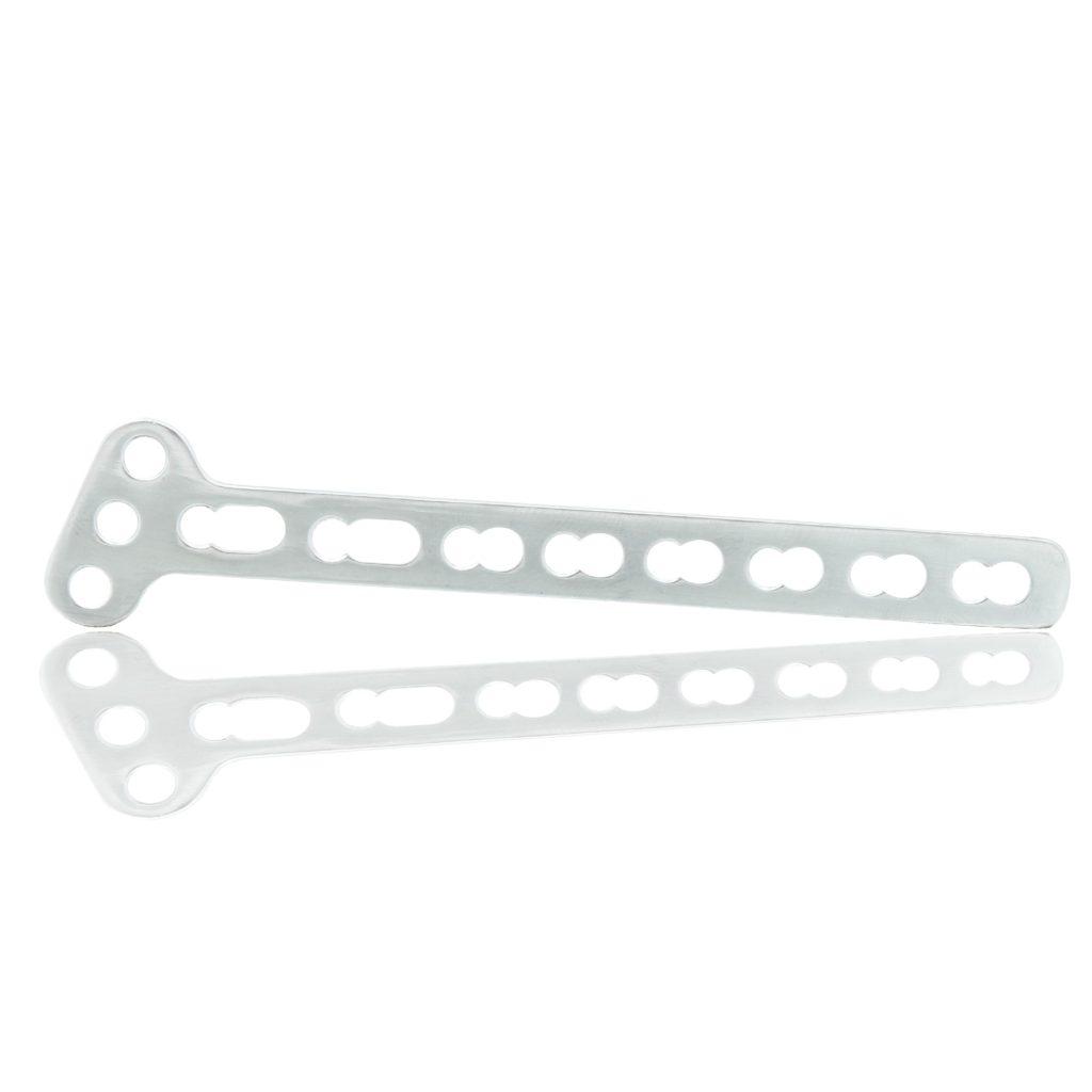 T Oblique Locking Plate