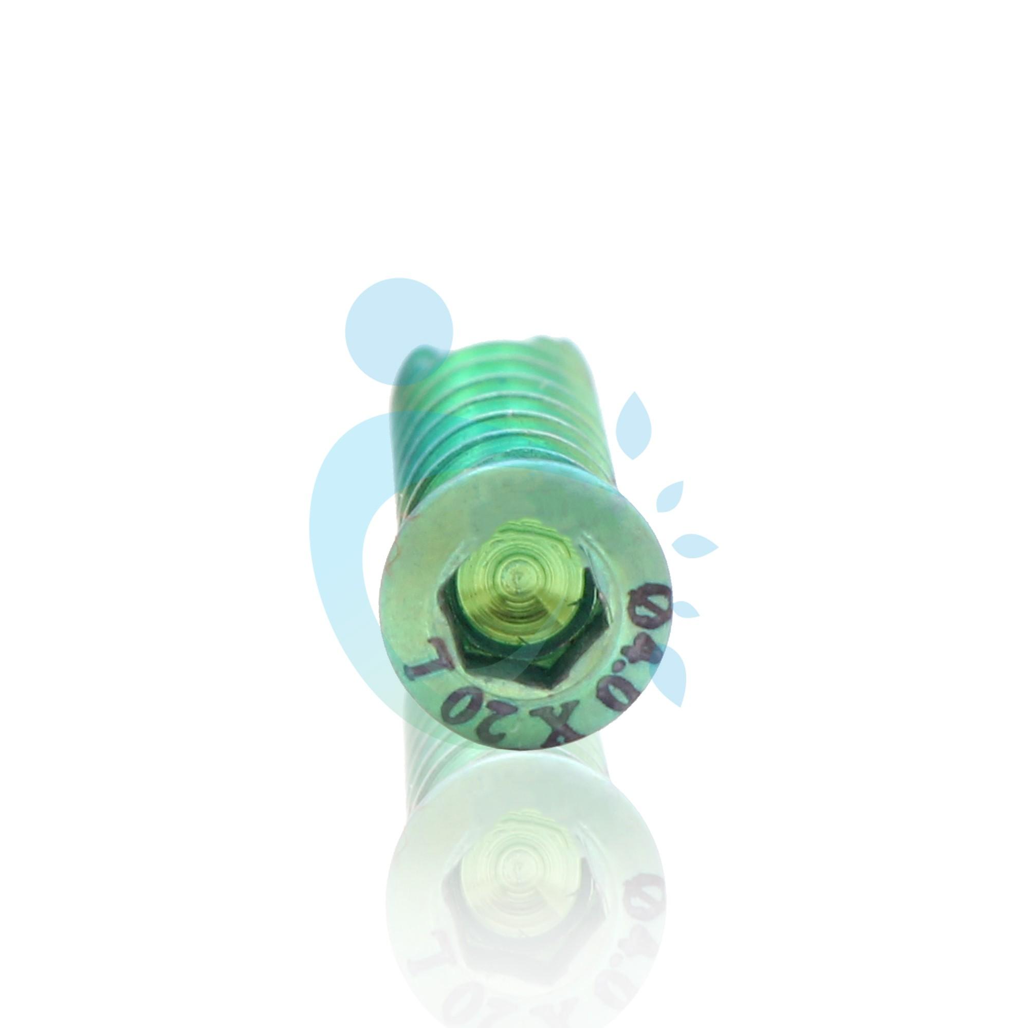 A.C.P. Screw 4.0mm Titanium