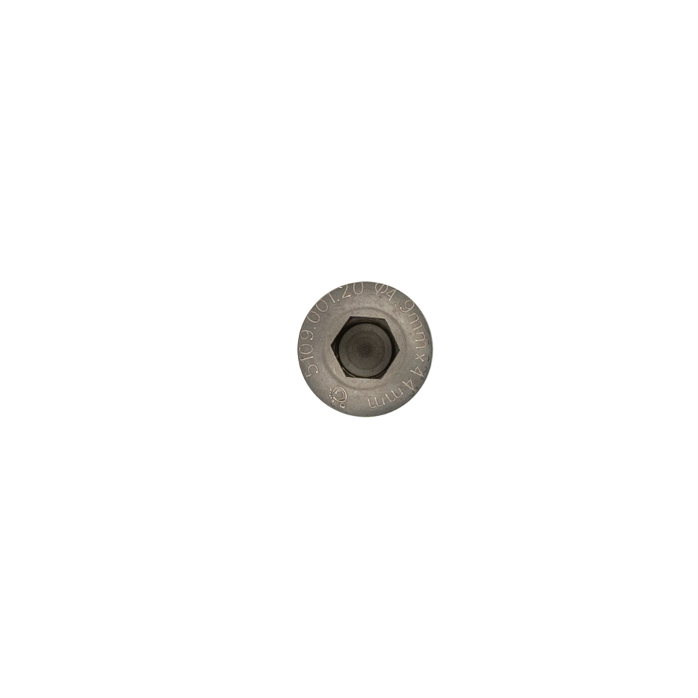 Cortical Screw (Hexagonal) 2.7mm, Self Tapping, Titanium