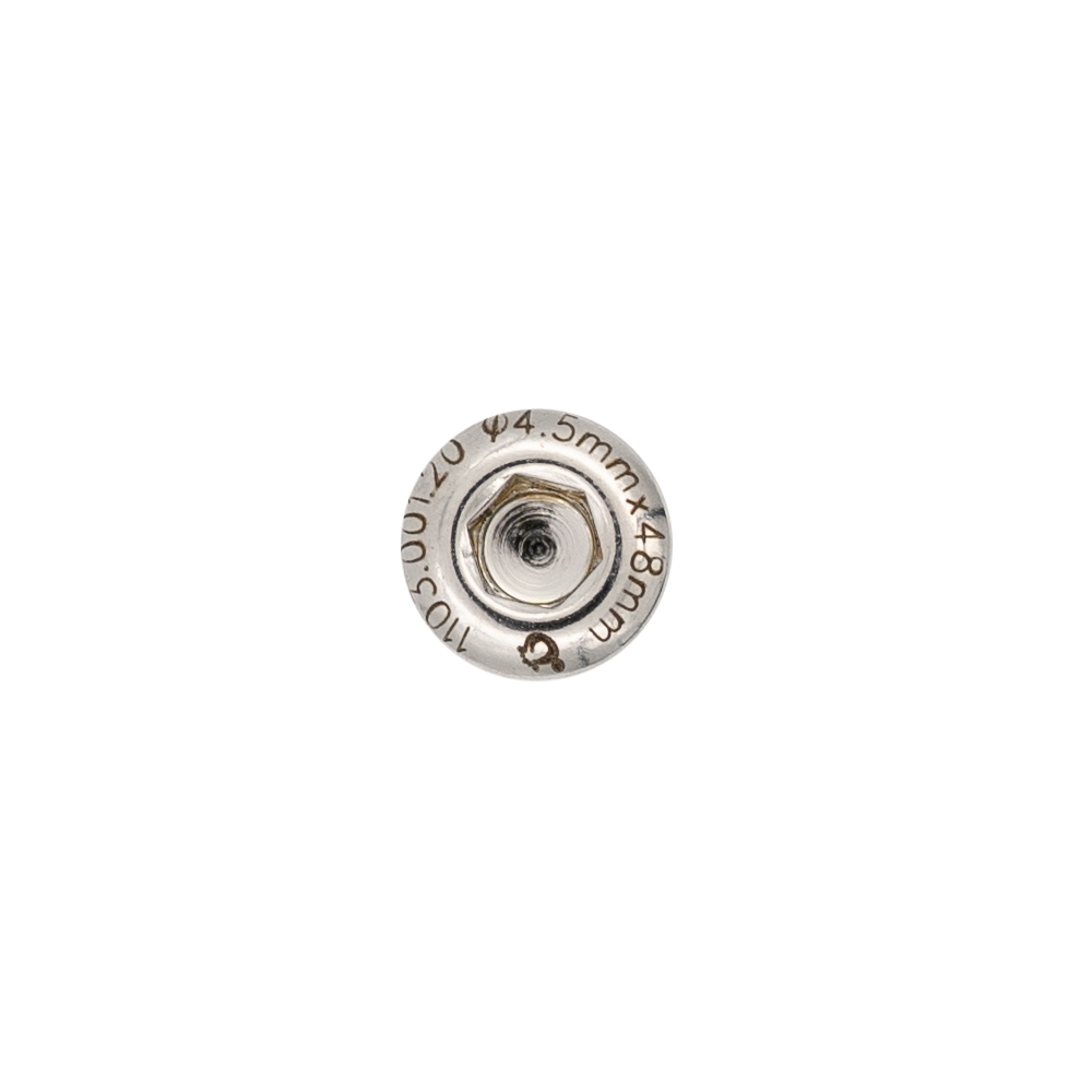 Cortical Screw (Hexagonal) 4.5 mm, Self Tapping