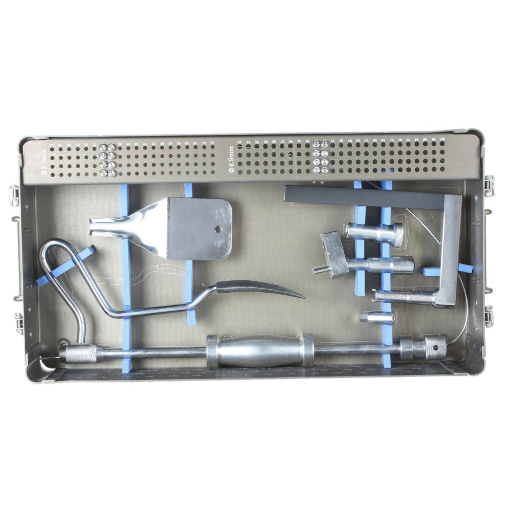 Femoral Interlocking Nail Orthopedic Instrument Set