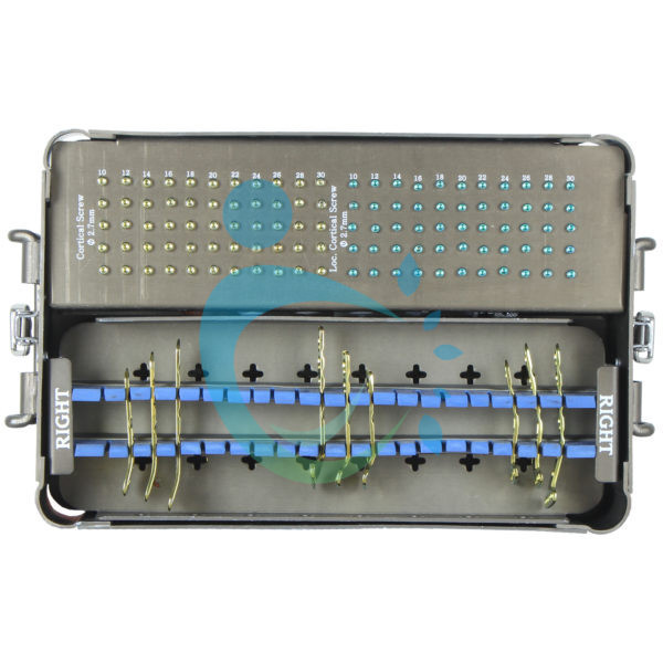 Distal Radius Volar Locking Plate Instrument Set