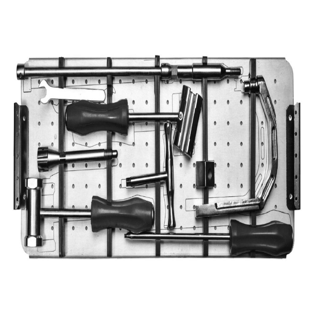 Tibial Interlocking Nail Orthopedic Instrument Set