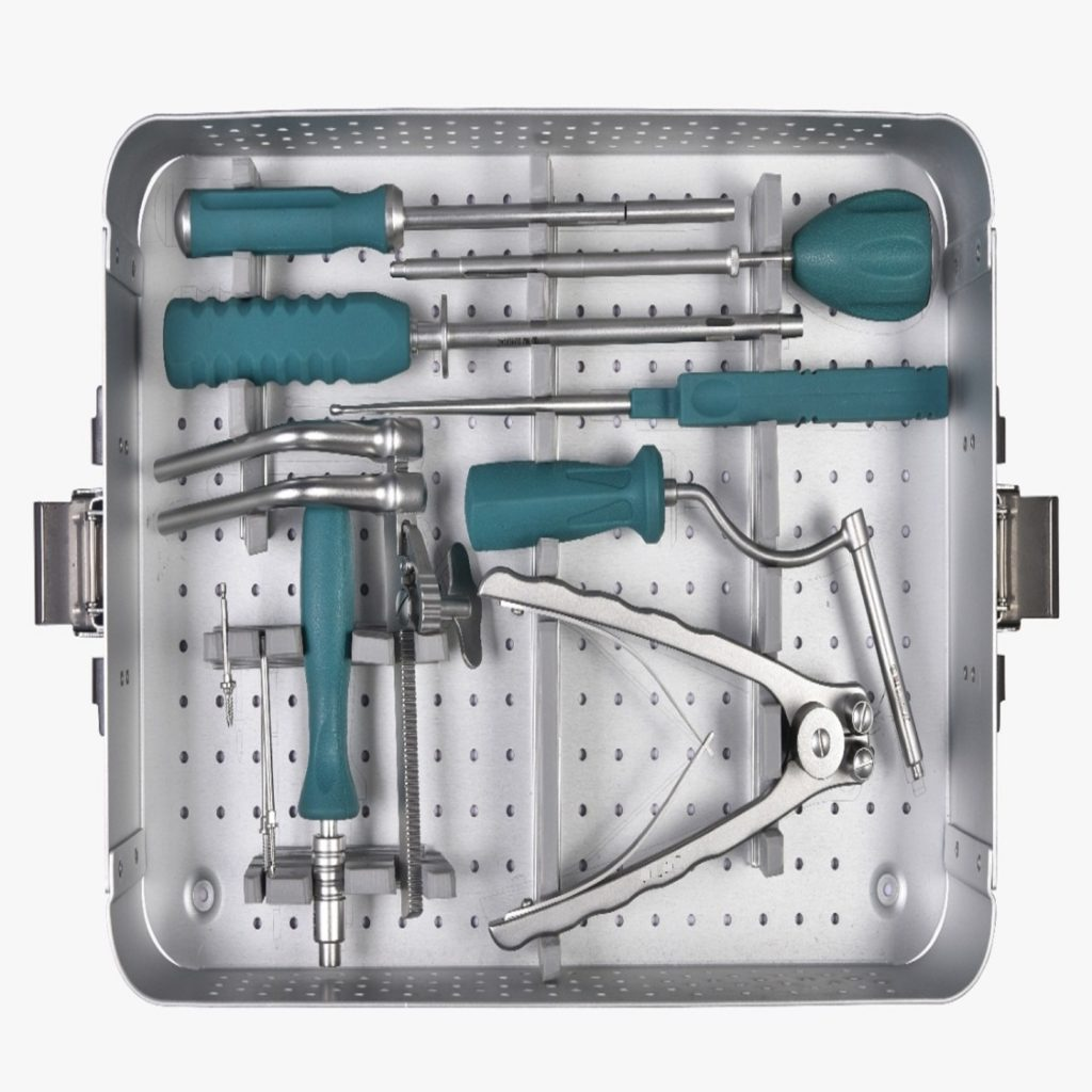 Anterior Cervical Plating System Instruments