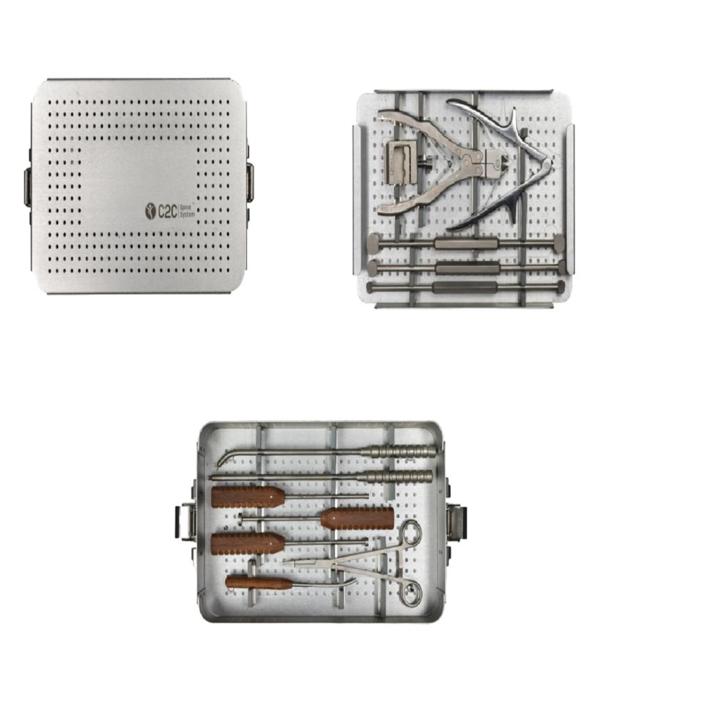 Eco Cage Instrument Set