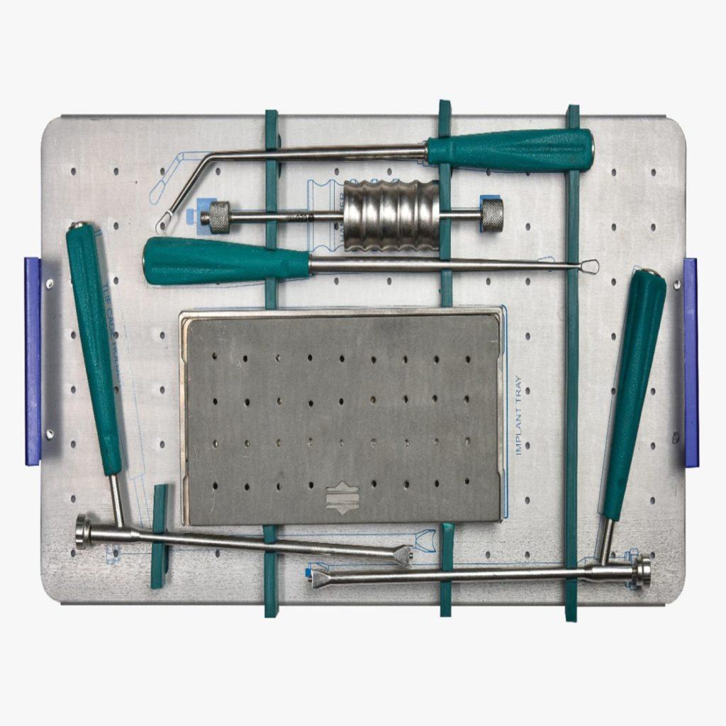 Lumbar Cage Instrument Set
